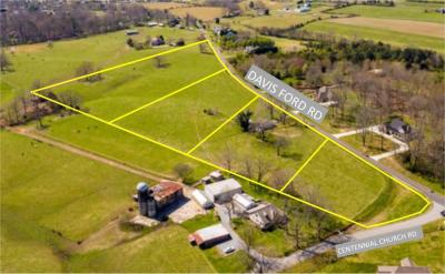 Tract 3 2.89 acres, gently rolling, excellent mountain views, great building sites!