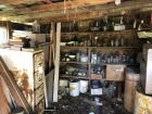 Lower shed lot- remaining contents of shed