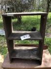 Primitive hand made shelf