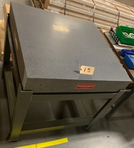 Precision Granite measuring table