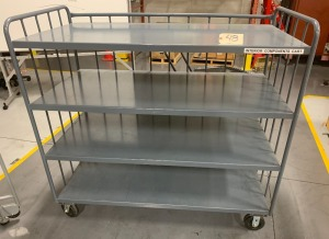 Jamco utility transport cart