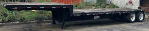 chassis king 56,000lbs. Rating approx. 38 ft. trailer. Buyer to be given a Bill of Sale.