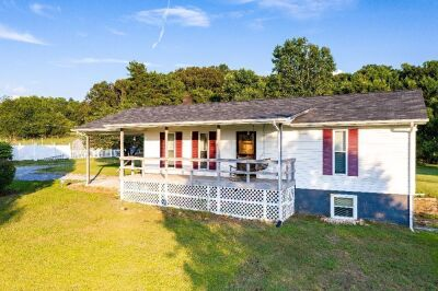 basement ranch on 2.68 acres of very nice land and has a finished living area in the basement (click for more details)