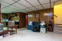 basement ranch on 2.68 acres of very nice land and has a finished living area in the basement (click for more details) - 48