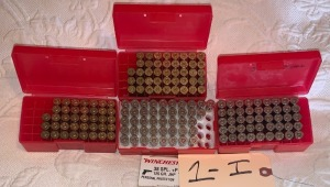 Approx. 164 rounds of .38 spl ammunition