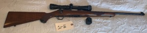 Savage Mark II .22 long rifle only Sr. No. 0268117
