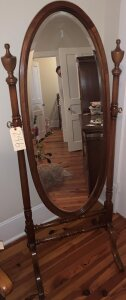 5 foot Chevelle beveled mirror