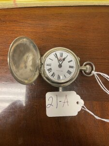 "A. Roskopf & Co. pocket watch, ""Exposition Internationales 1930 "" Swiss made"