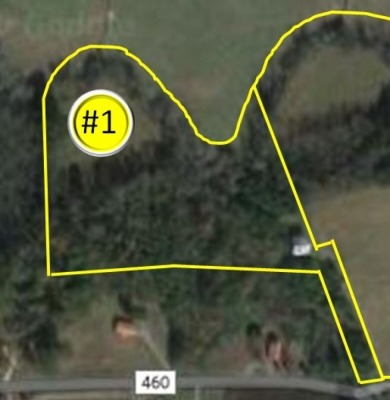 6.97 Acres w/ Large Barn & Chestua Creek Frontage