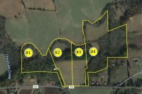 6.97 Acres w/ Large Barn & Chestua Creek Frontage - 2