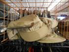 Tan desert sand Military hats