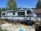 1980 Foretravel RV Diesel Engine. Clear title. AS-IS. Vehicles have been sitting for an extended period of time and will need to be towed. Buyer to make own arrangements.