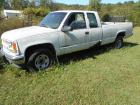 1998 Chevy 2500 Pickup with 5th wheel. Clear title. Needs new gas tank installed. Old gas tank removed, ready for new one.  Buying AS-IS. All vehicles have been sitting for a period of time and will need to be towed from property. Buyer to make own towing