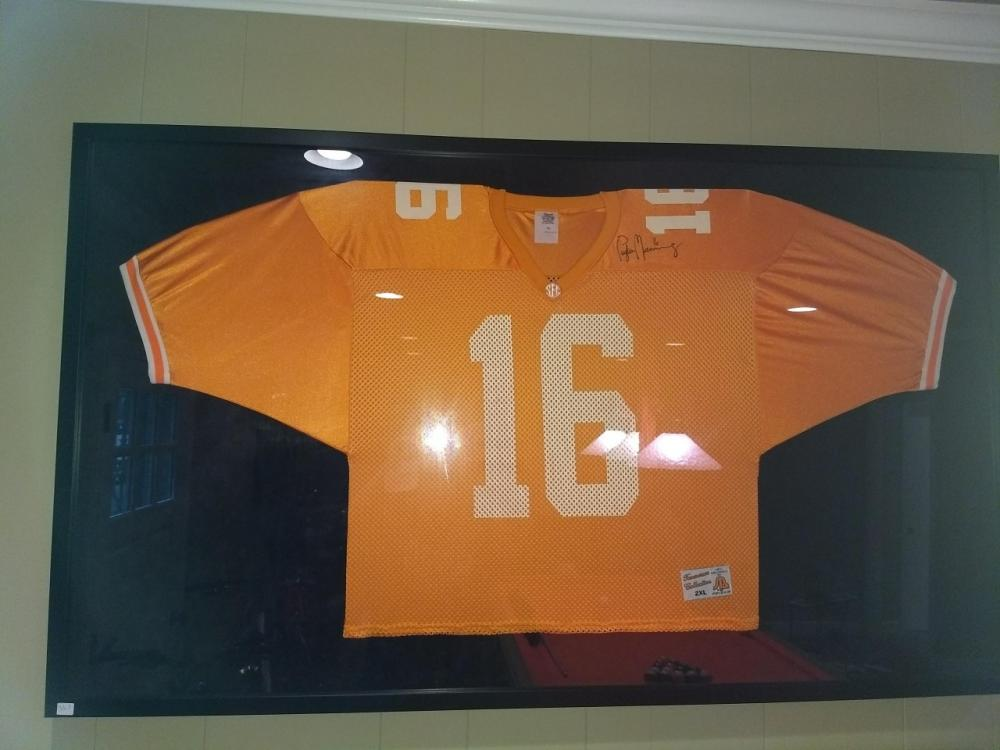 best sneakers 5ddce 50aa7 peyton manning university of tennessee jersey