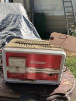 Schauer 10 amps battery charger