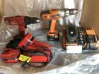 Rigid rechargeable drill, Milwaukee rechargeable drill