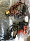 4 electric drills- Craftsman, Black & Decker, etc.